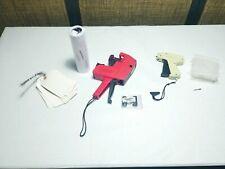 Lot of Sales Store Pricing Tools Celamark Qida Price Gun and Labels w Refills