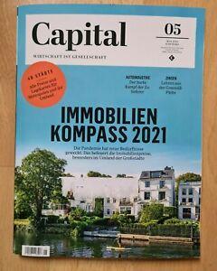 Capital 05 2021  neu und   ungelesen