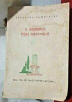 Giuseppe Fanciulli: Il giardino delle meraviglie soc ed Internazionale 1945