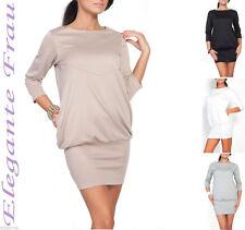 Sexy Mini Kleid Stillkleid Umstandskleid Umstandsshirt Stillshirt Still Tunika