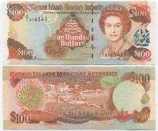 Cayman Islands 100 Dollars 2006 UNC P-37 QEII