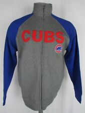 Chicago Cubs Majestic Sports Men's Track Jacket MLB S