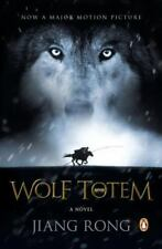 Wolf Totem: A Novel (Movie Tie-In) by Rong, Jiang *Brand New*