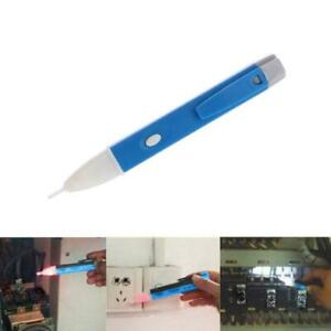 AC 90~1000V Non-Contact LED Electric Alert Voltage Detector Sensor Tester Pen FO