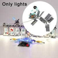 LED Light Kit For LEGO 76125 Iron Man Hall of Armour lighting Building Hot Z5S5