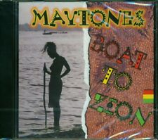 SEALED NEW CD Maytones - Boat To Zion