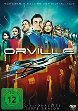 4 DVD-Box ° The Orville ° Staffel 1 ° NEU & OVP