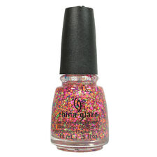 China Glaze Nail Polish Lacquer 82609 Point Me To The Party 0.5floz