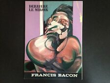 Francis Bacon lithographs, Derriere le Miroir#162, Maeght 1956 INV2097