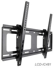 "Universal 37""-80"" Flat Panel Tv Tilting Wall Mount w/ Post-Leveling Adjustment"