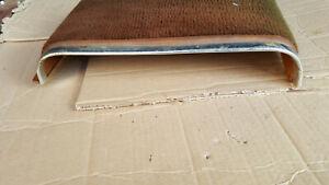 MGB GT CHROME BUMPER MODEL MAP POCKET TRIM PANEL