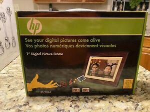 "HP DF750 7"" Digital Picture Frame"