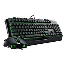 Cooler Master Devastator II Keyboard Mouse (Green) LED SGB-3032-KKMF1-US