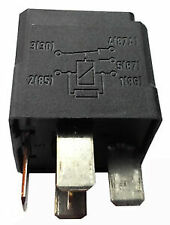 Hella 4RD007794021 Multifunction Relay Main Current Cold Start Control Audi MB