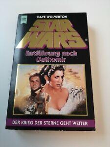 Star Wars, Entführung nach Dathomir von Wolverton, ... | Buch | Zustand gut
