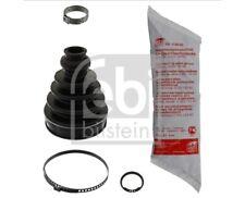 CV Joint Boot Kit Front Inner 38339 Febi C.V. Driveshaft Gaiter 1J0498201G New
