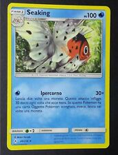 SEAKING  49/214 Rara in Italiano POKEMON SOLE LUNA Legami Inossidabili