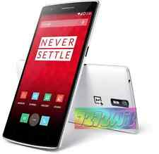 OnePlus One White 16GB 13MP camera 4G LTE SEALED EXPRESS SHIP mobile phone