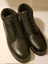 Drew For Men Tuscan Black Calf Boots Therapeutic Diabetic Extra Depth Boot 14M
