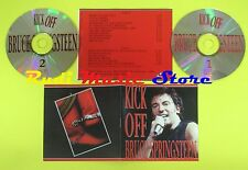 CD BRUCE SPRINGSTEEN Kick off 1992 doppio cd italy RED PHANTOM(Xs4)lp mc dvd vhs