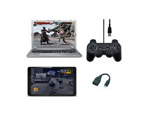 PS2 PS3 Style PC USB Analog Controller Joystick Gamepad For PC MAC & Android