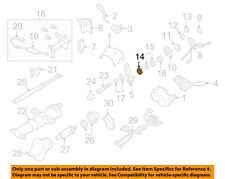 GM OEM Steering Column-Shaft Bearings 26001827