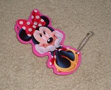 Pink Disney Minnie Mouse Scissors Keyring Set School Supply
