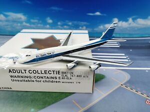 Aeroclassics EL AL Israel B747-400 4X-ELA 1:400