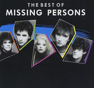 MISSING PERSONS-BEST OF CD NEUF