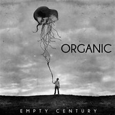ORGANIC Empty Century CD Digipack 2015