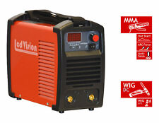 MMA + WIG TIG Lift Schweissgerät Pro Stick 135 STL 135A IGBT 60%ED 230V