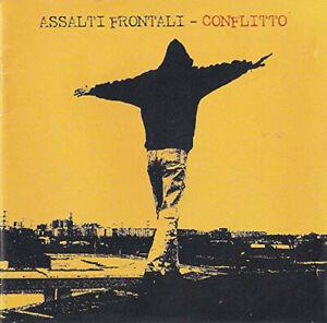 ASSALTI FRONTALI - CONFLITTO - RSD 2019 - LP sigillato