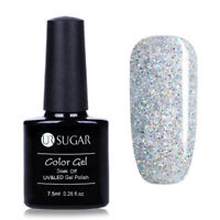 7.5ml UR SUGAR Soak Off UV Gel Nail Polish Nail Art Gel Varnish Pure Tips 712