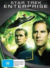 STAR TREK ENTERPRISE: Season 4 DVD TV SERIES SCI-FI FANTASY 6-DISCS BOX SET R4