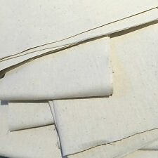 100% Cotton CALICO Offcuts Remnants Various Lengths. Quilting, Crafters etc