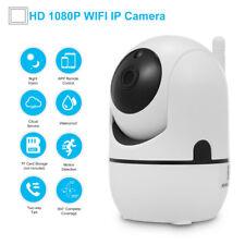 1080P Wireless Wifi IP Camera CCTV Security Webcam Baby/Pet Indoor Home Monitor