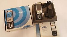 Cellulare Nokia 6280 non funzionante per parti di ricambio