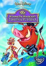 TIMON & PUMBAA, AROUND THE WORLD - WALT DISNEY -DVD
