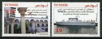 Tunisia 2019 MNH Military Museum & Istiklal Army Ships 2v Set Boats Stamps