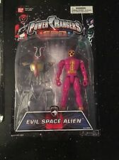 Power Rangers SPD Evil Space Alien New On Card