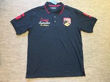 BRAND NEW Coogi Australian Tri Nations Polo Shirt Australia L
