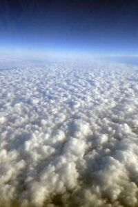 Atmosphere - sky and clouds Photograph Picture Print