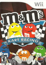 M&M''s Kart Racing WII New Nintendo Wii, Nintendo Wii