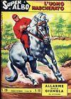 [AH] SUPER ALBO L'UOMO MASCHERATO N° 133 - 1965 - Ed. F.lli SPADA _ OTTIMO