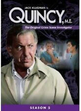 Quincy, M.E.: Season 5 [New DVD]