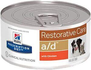 Hill's Prescription Diet Canine Restorative Care - Chicken 12 x 156g