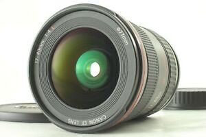 {MINT} CANON ZOOM LENS EF 17-40mm f/4 L USM AF for EOS 1N 1V Mark II JAPAN #764d