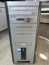 Computer PC Gehäuse  ATX Midi-Tower * DVD RW * Card Reader * Floppy * Netzteil