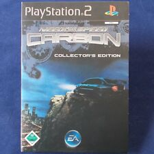 Ps2-playstation ► need for speed carbon Collector 's Edition ◄ top