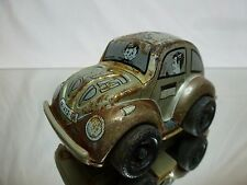 PAYVA TIN TOY BLECH VW VOLKSWAGEN BEETLE - WM 74 GERMANY - L10.0cm - NICE